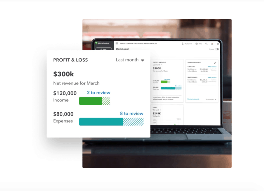 An overview of QuickBooks Income and Expenses Tracking